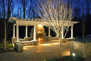 Outdoor Lighting Tips   Landscape Design New Canaan CT Westport CT
