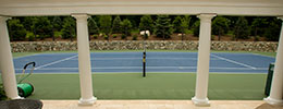 Landscape Design and Architecture - Recreational Courts
