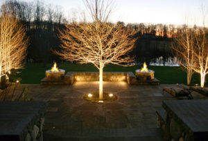 there are multiple types of landscape lighting you should have on your property