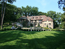 Stone Manor | Landscape Design New Canaan CT | Westport CT