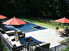 Fire & Water | Swimming Pools New Canaan CT