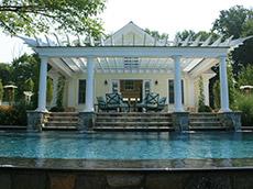 Resort Living At Home | Landscape Design New Canaan CT | Westport CT