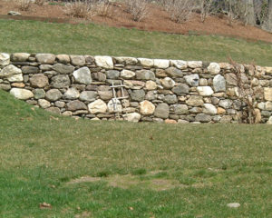 retaining walls are an important piece of your landscape
