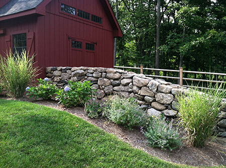 Stone Walls Westport CT | New Canaan CT | Landscape Design | 203-762-5167