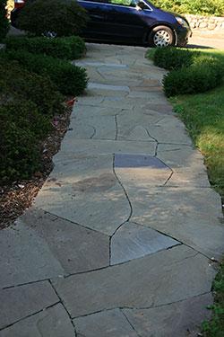 Walkways Westport CT | New Canaan CT | Landscape Design | 203-762-5167